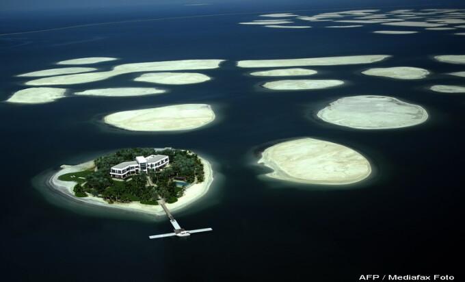 Se Scufunda Lumea Insulele Din Dubai Inghitite De Ocean