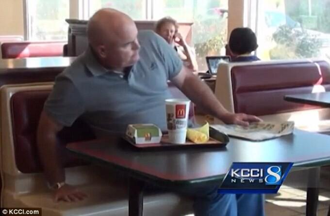 mănâncă mcdonalds și slăbește
