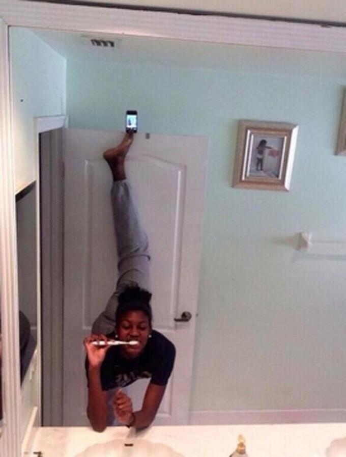 selfie olimpic - 3