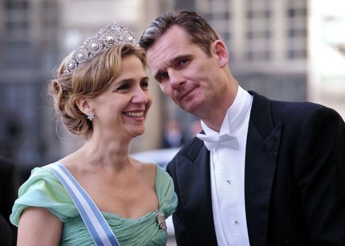 Infanta Cristina si Inaki Urdangarin