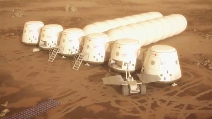 Baza Mars One