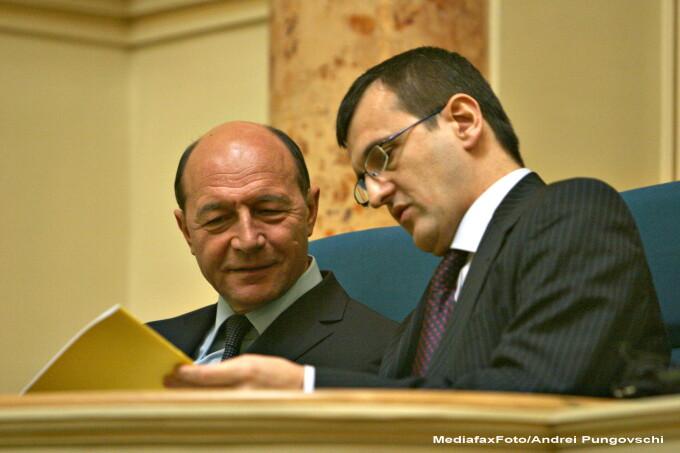 Cristian Preda, Traian Basescu