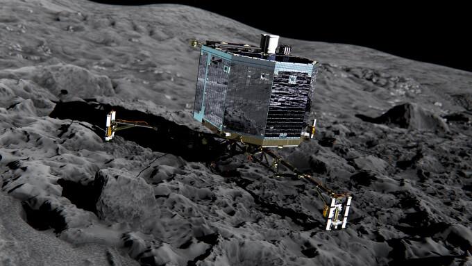 Misiunea Rosetta
