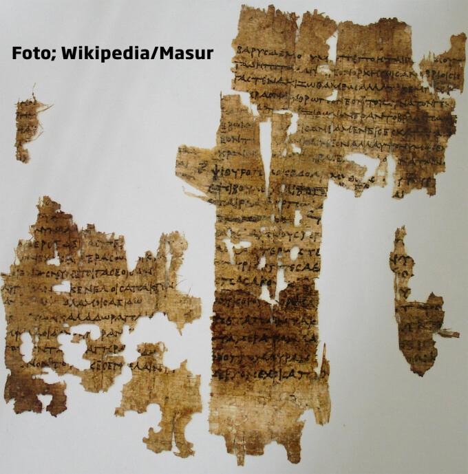 papirus safo