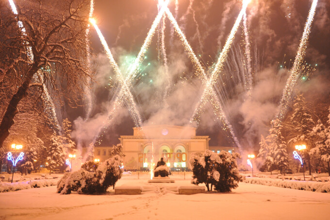 Revelion 2015