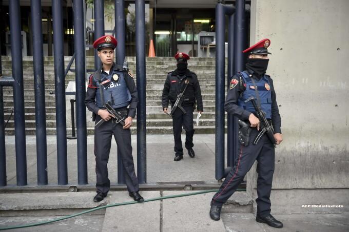 Politia din Mexic