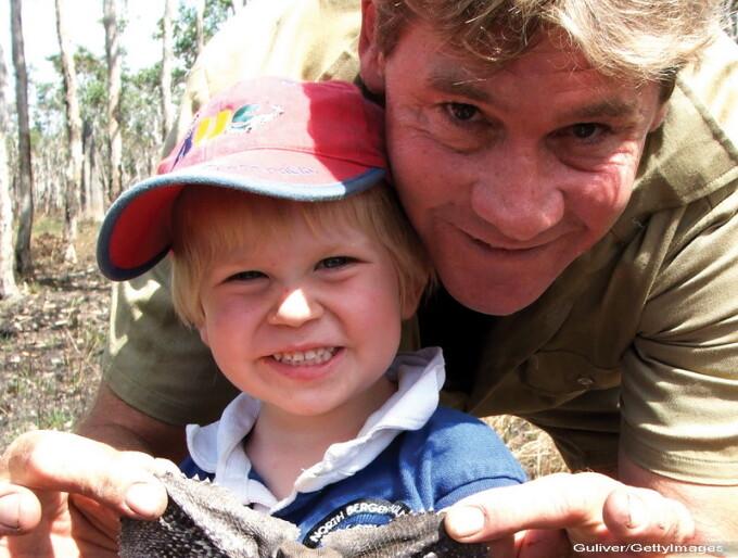 Steve Irwin, Robert Irwin