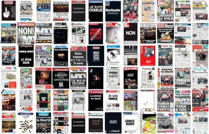 Presa Charlie Hebdo - 10