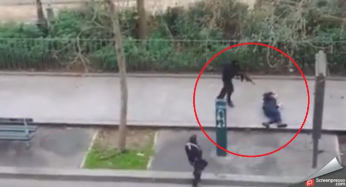 executat, Charlie Hebdo