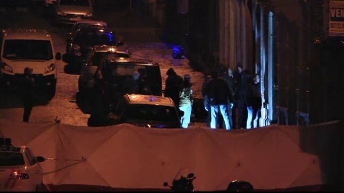 operatiune antiterorista in Belgia