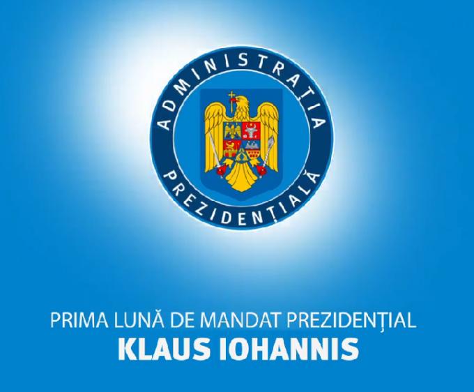 Bilantul lui Klaus Iohannis