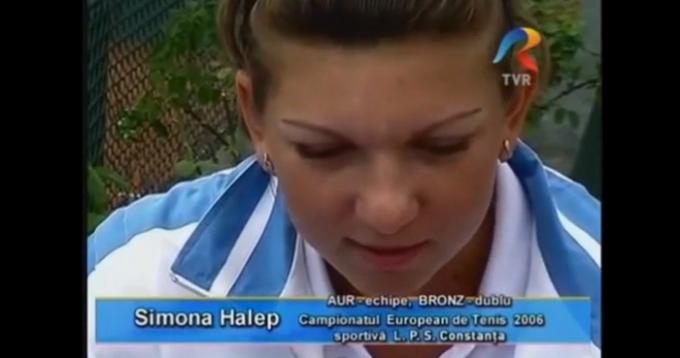 Simona Halep Arhiva