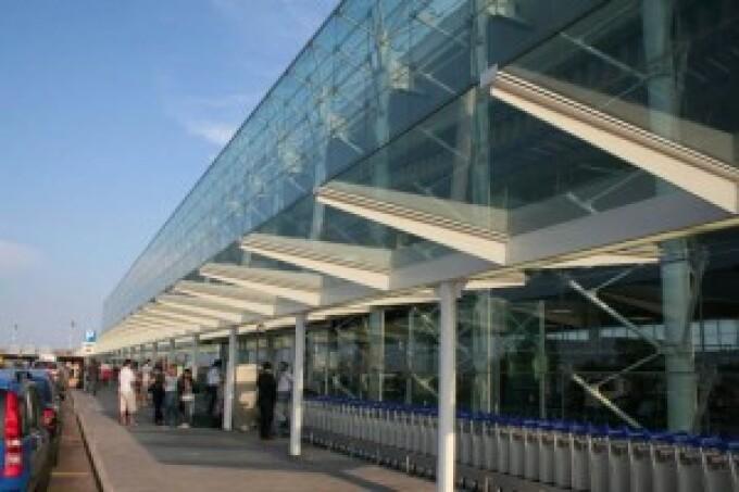 Aeroportul Fontanarossa din Catania