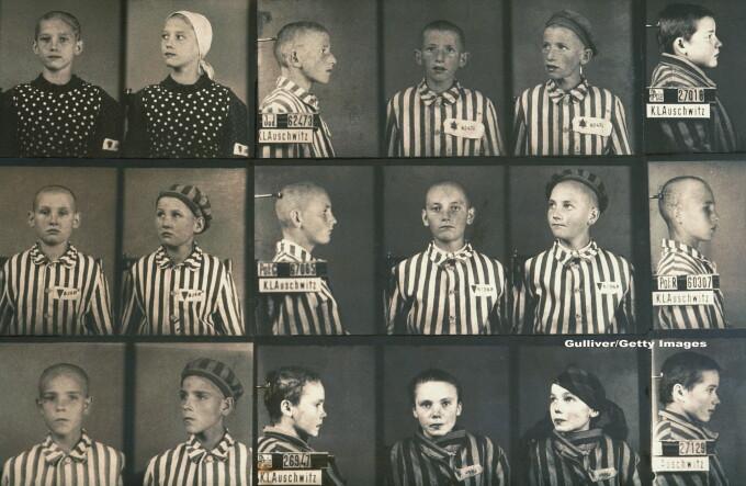 Prizonieri la Auschwitz