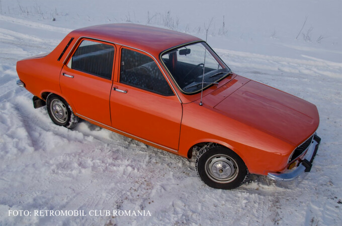 Dacia restaurata