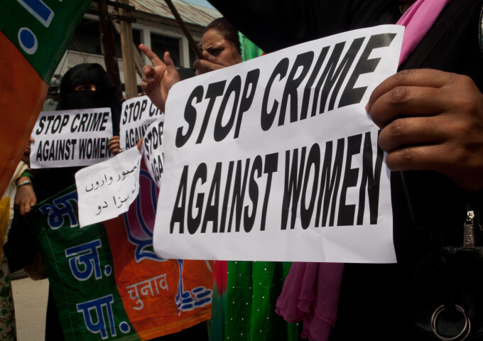 protest viol