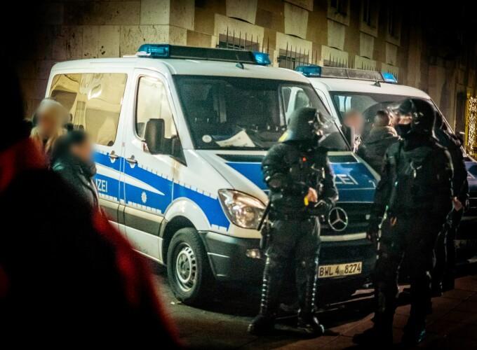 politie Stuttgart
