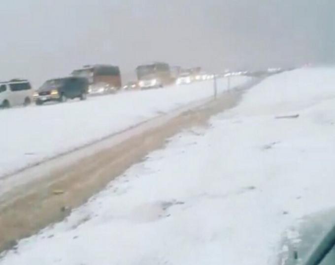 iarna in arabia saudita