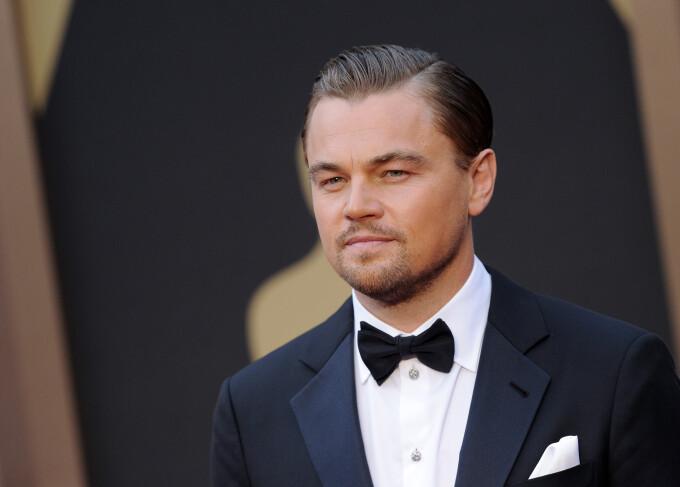 DiCaprio- Getty