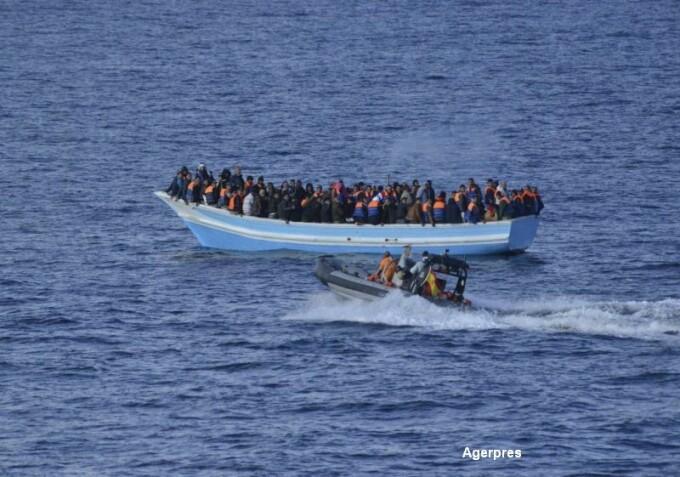 Vas, imigranti, barca