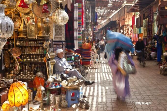 Femeia care cauta omul pentru casatorie Maroc)