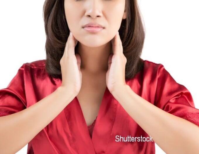 femeie tiroida