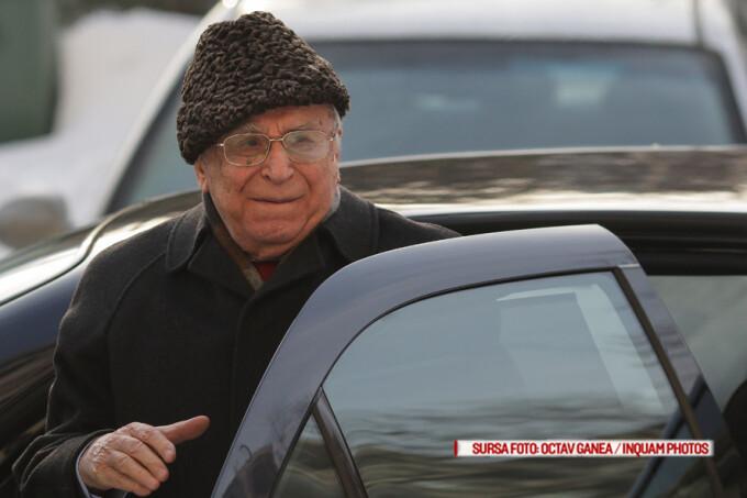 Ion Iliescu la parchetul general