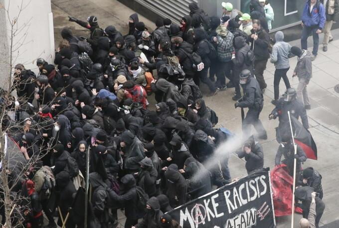 protest trump