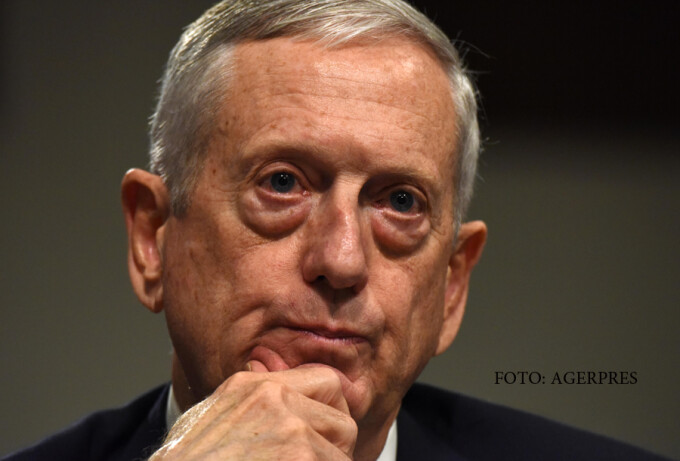 Defense Secretary nominee James Mattis testifies before Senate Armed Services Committee on his nomination on Capitol Hill in Washington D.C