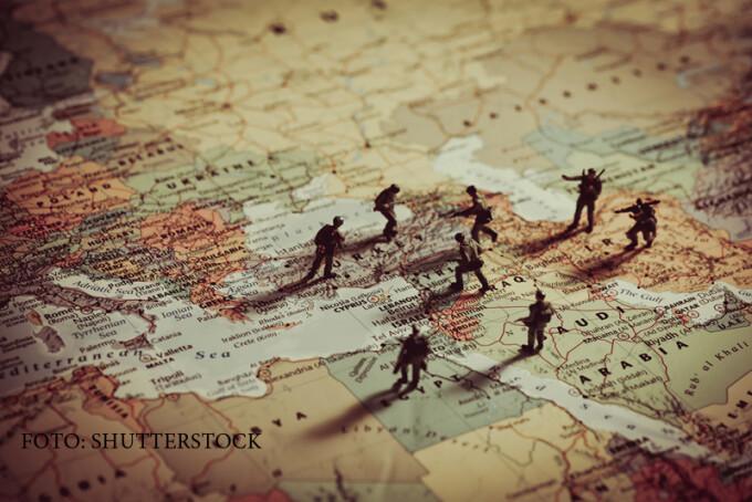 interventie militara Orientul Mijlociu
