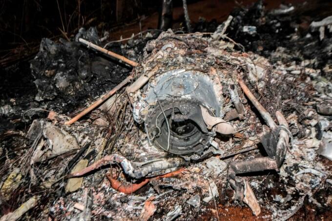 Accident aerian în Costa Rica. Un avion cu turişti americani a luat foc şi s-a prăbuşit
