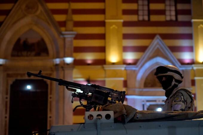 egipt, masuri de securitate in Cairo
