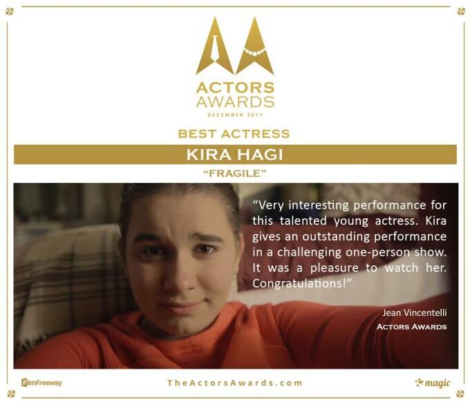 Kira Hagi