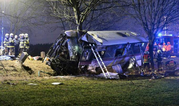 Accident Praga