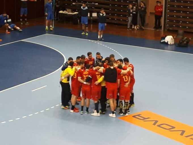 echipa nationala de handbal masculin