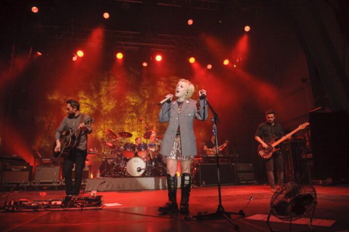 Dolores O'Riordan, solista The Cranberries