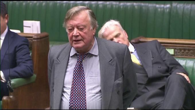 parlamentar britanic
