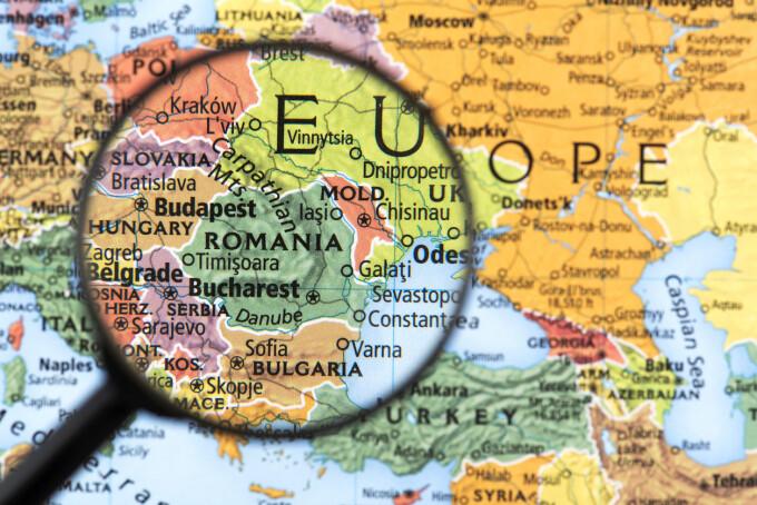 Imagini pentru europa de est