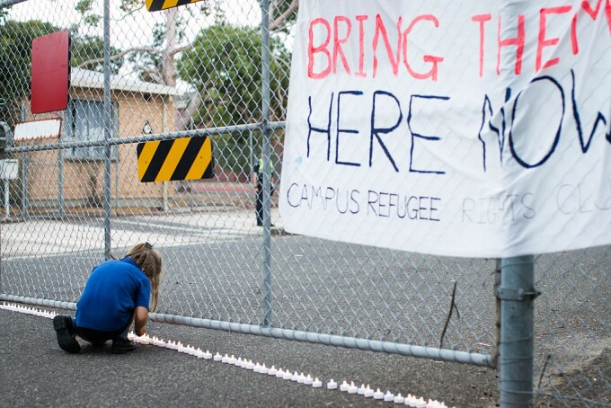 Centru de detentie Australia
