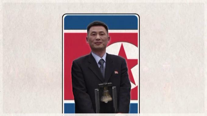 Jo Song-gil, ambasador, coreea de nord,