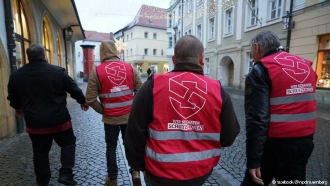 patrule, germania, migranti, extram dreapta,