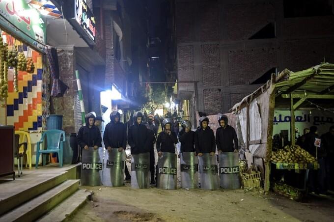egipt, explozie