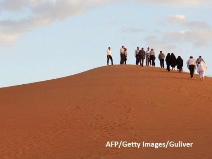 Arabia Saudita, desert - Getty
