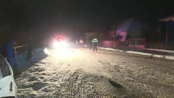 ancheta politie noaptea