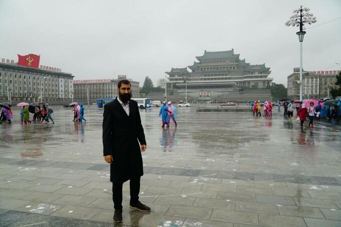 Rabin in Coreea de Nord