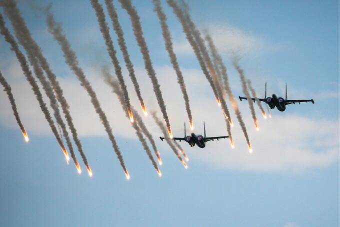 Avioane Su-34