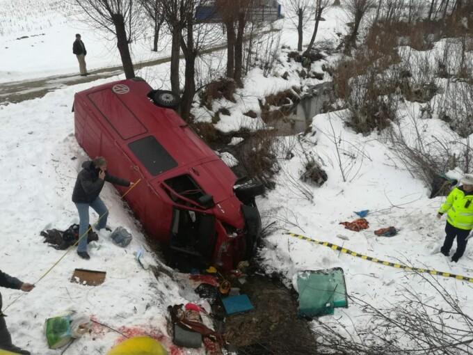accident Bacău
