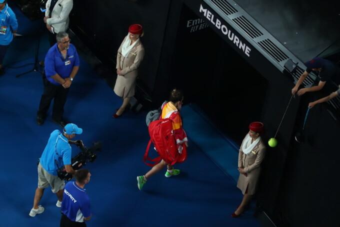 Simona Halep, Australian Open 2019