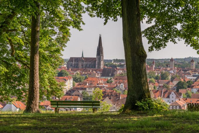 biserica, Regensburg