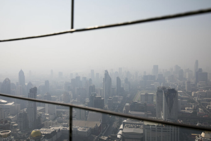 smog thailanda